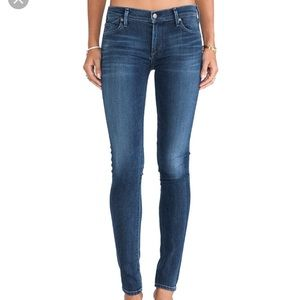 Citizens of Humanity Low Rise Skinny Jean Sz 27